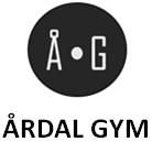 Årdal Gym Logo